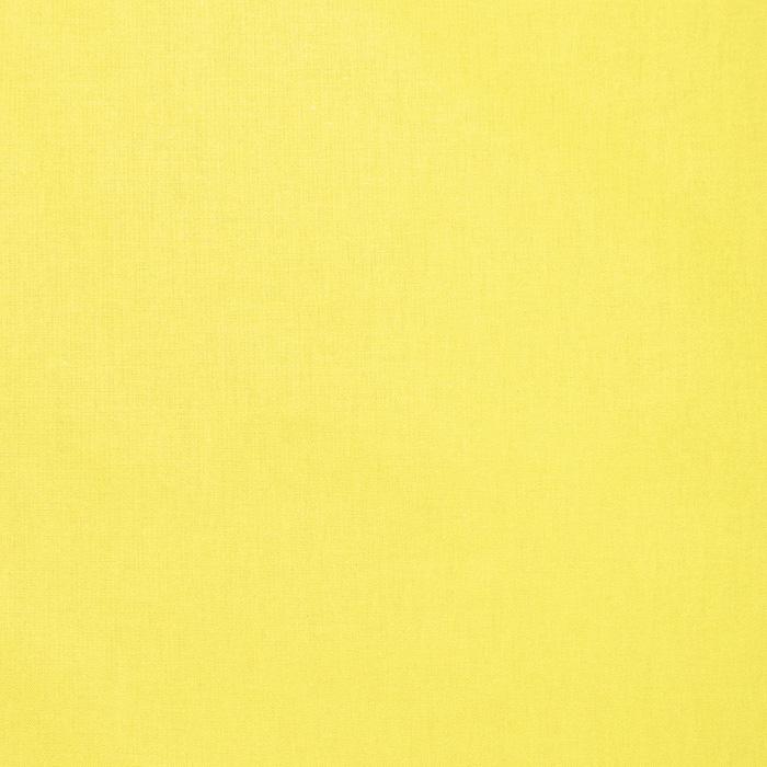 Bombaž, poplin, 16386-33, rumena