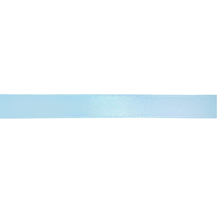 Trak, saten, 10mm, 15458-1160, svetlo modra