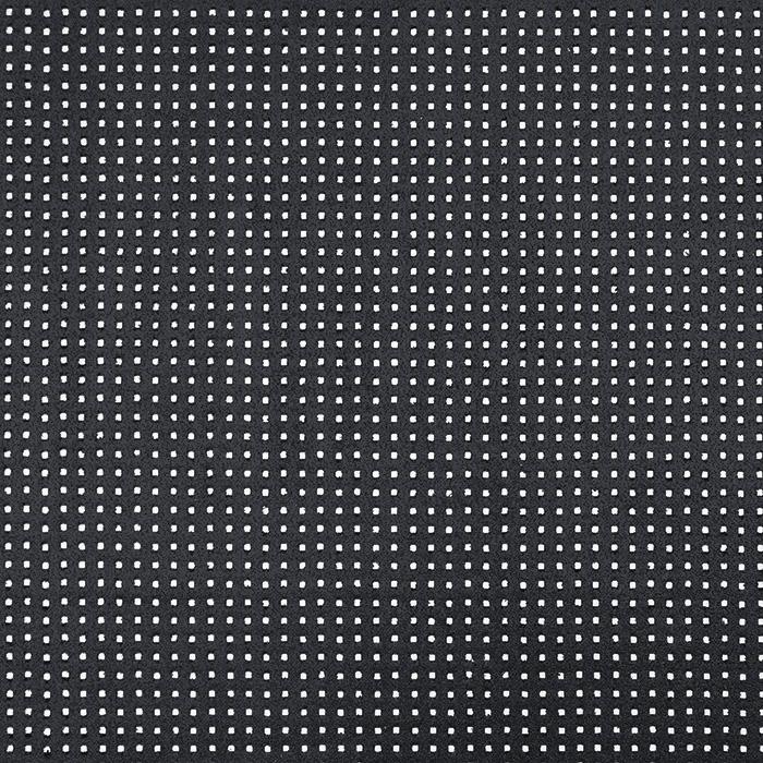 Semiš brušeno pletivo, 17155-069, črna