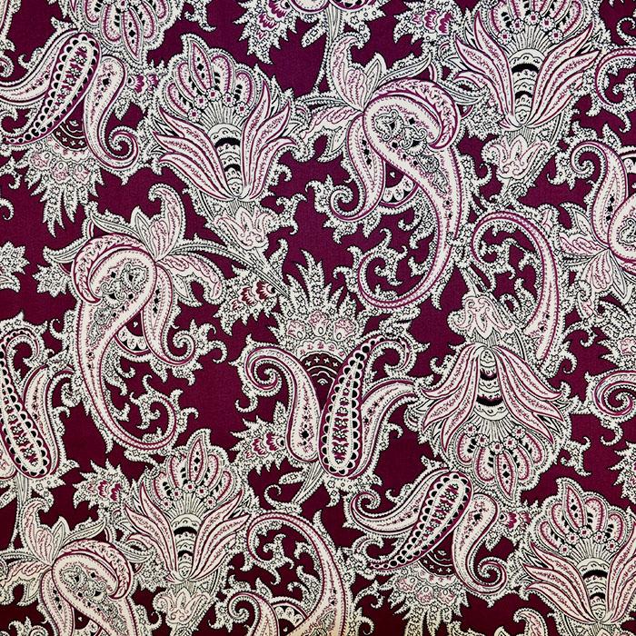 Baumwolle, für Anzüge, Ornament, 17299-018