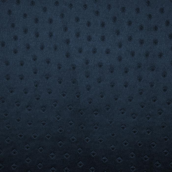 Semiš, brušeno pletivo, 17189-108, modra