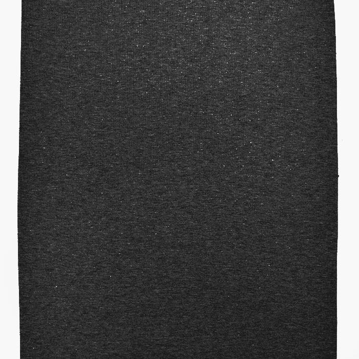 Patent, enobarvni, 17506-37, melanž siva