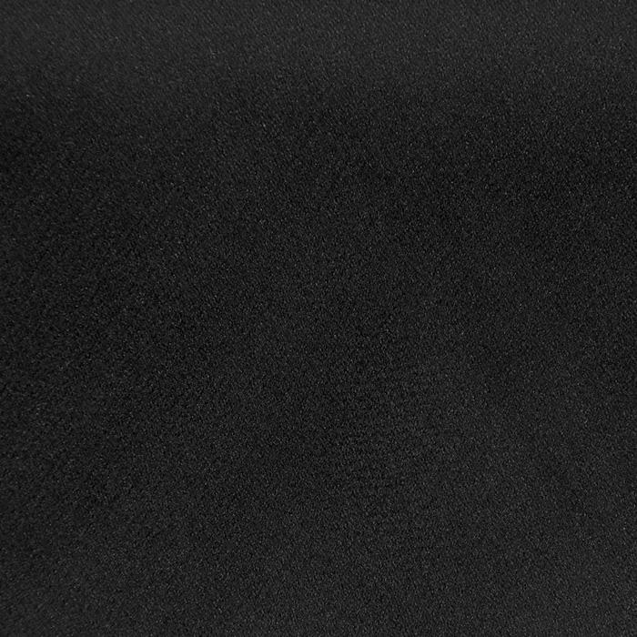 Saten tkanina z elastanom, 17508-3, črna