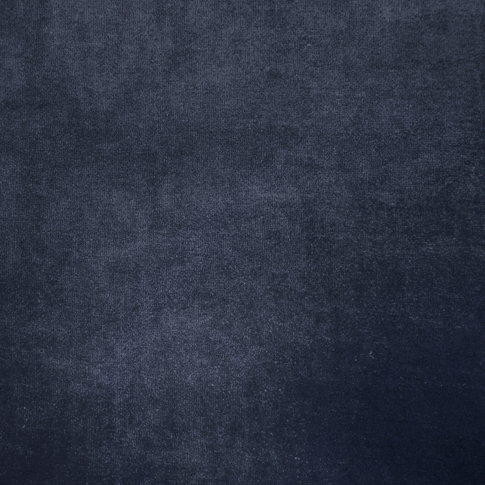 Pliš pamučan, 13348-008, tamnoplava