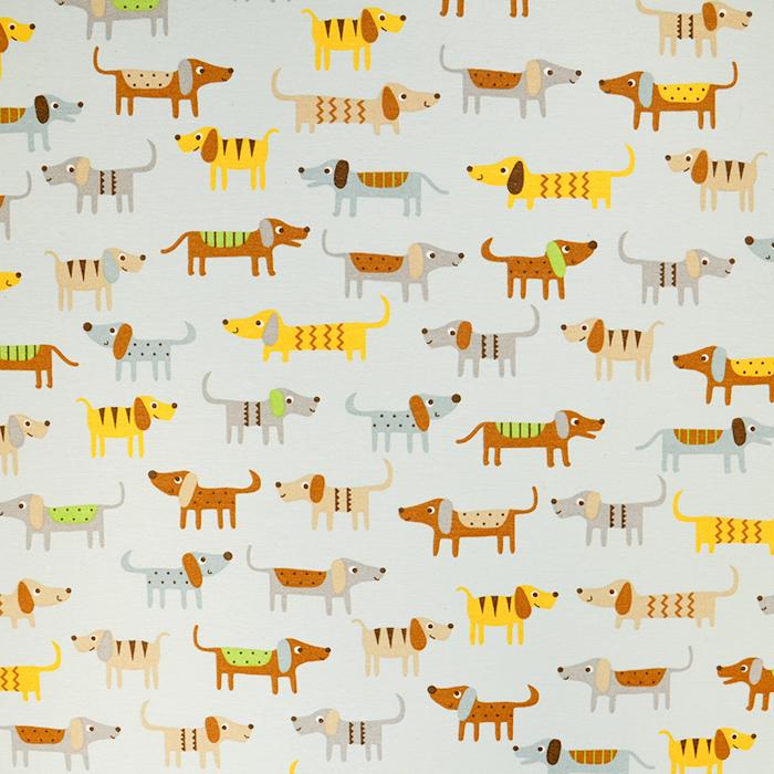 Deko, tisk, živalski, 17586-01