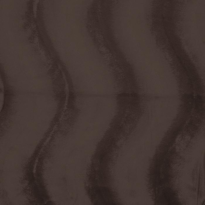 Poliester, kosmaten, 17592-03, rjava