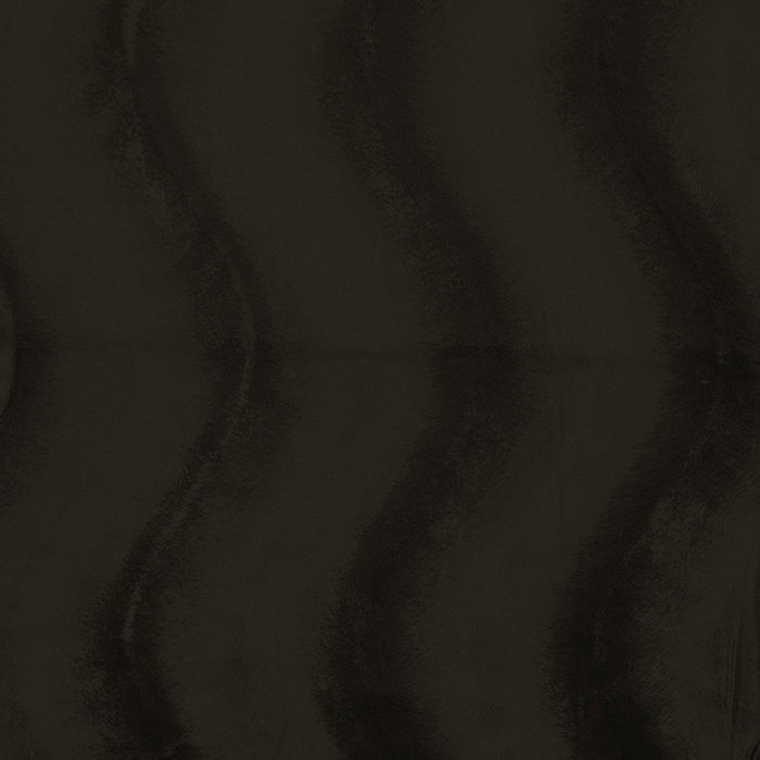 Poliester, kosmaten, 17592-05, temno zelena