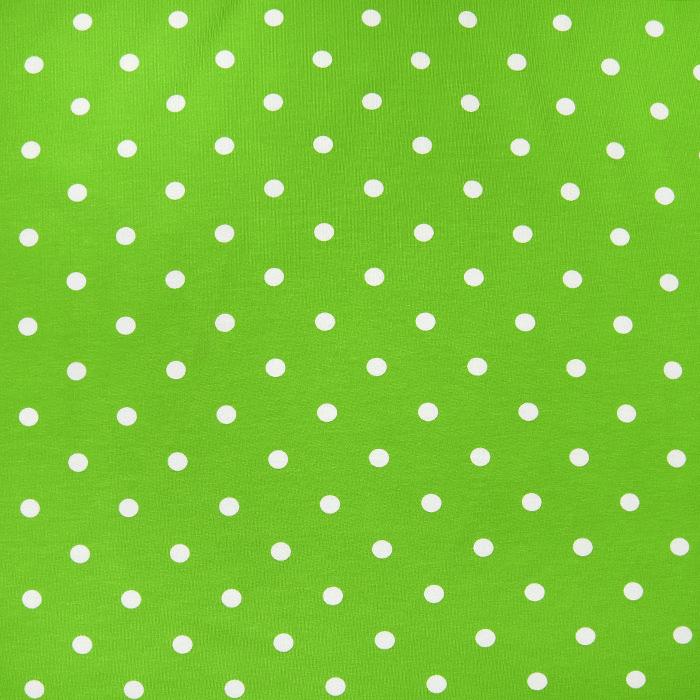Jersey, bombaž, pike, 17612-023, zelena