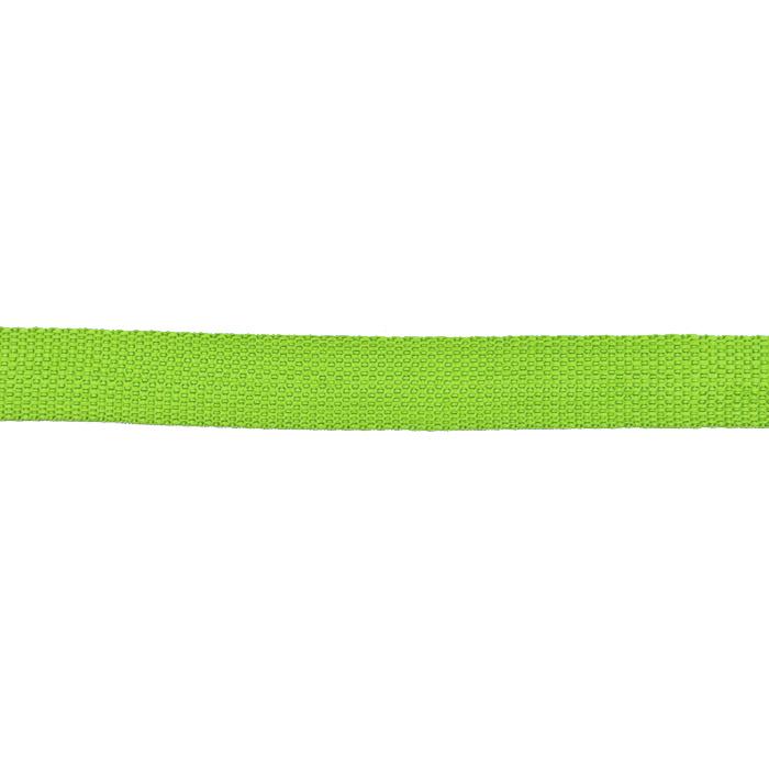 Trak, gurtna, širina 25 mm, 16182-10375, zelena
