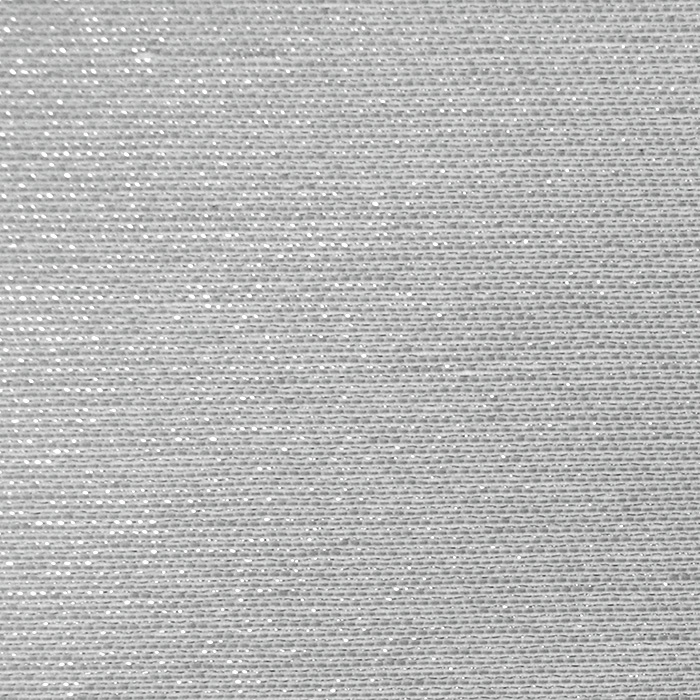 Deko, panama, metal, 17715-2, srebrna