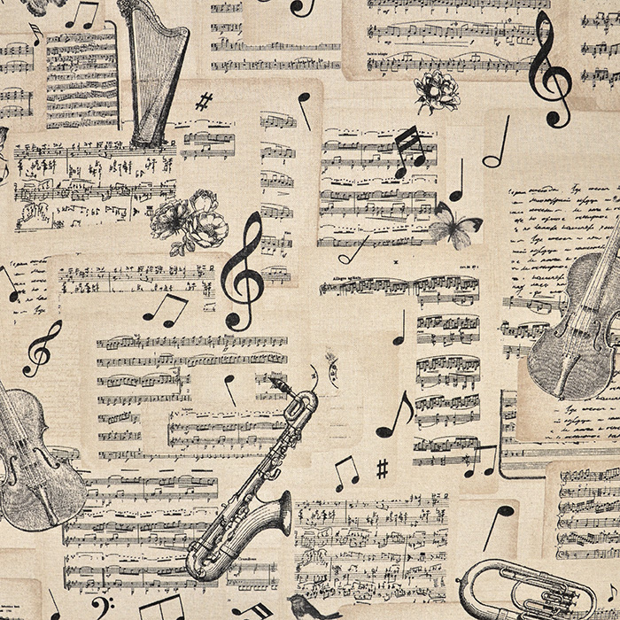 Deko, tisk, glasba, 15188-235