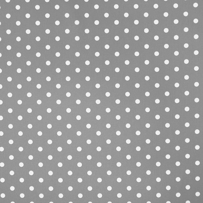 Bombaž, poplin, pike, 17952-013, siva