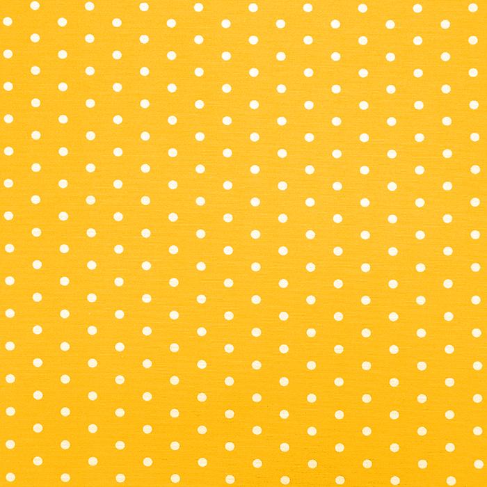 Deko, tisak, točke, 17979-6, žuta
