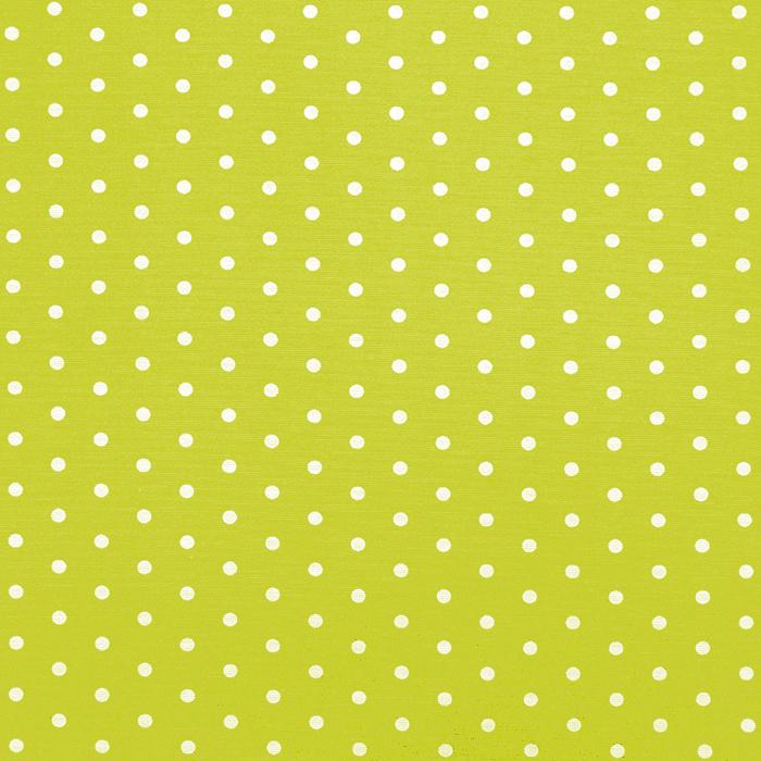 Deko, tisak, točke, 17979-41, zelena