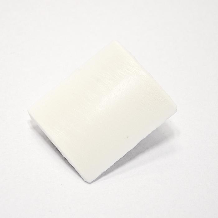 Krojaška kreda, silikon, 17993-000, bela