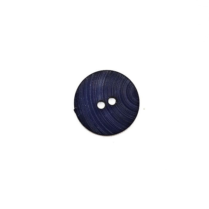 Gumb, kostimski, 17998-020, modra