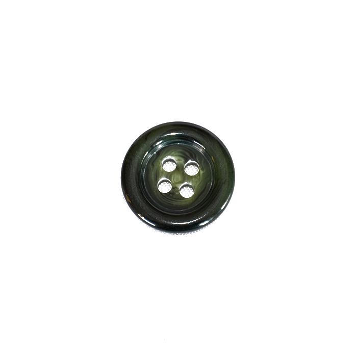 Gumb, kostimski, moški, 18006-004, zelena