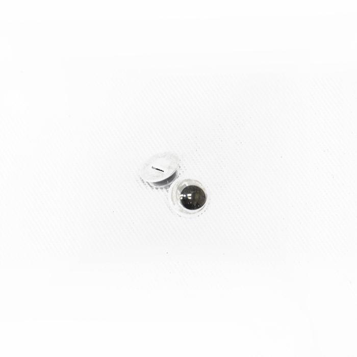 Gumb, oči, 8mm, 18015-001