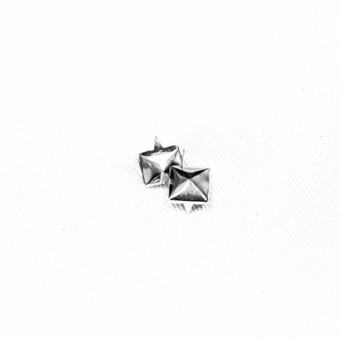 Neti, okrasni, piramida, 18046-101, srebrna