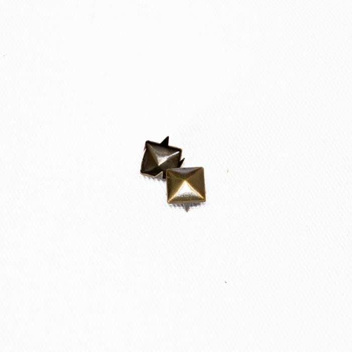 Neti, okrasni, piramida, 18046-108, staro zlato