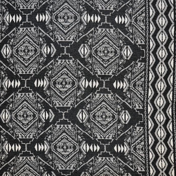 Wirkware, Polyester, geometrisch, 18052-852