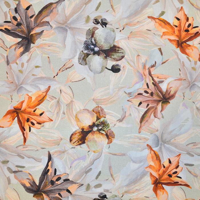 Deko, digitalni tisk, cvetlični, 18117-1403