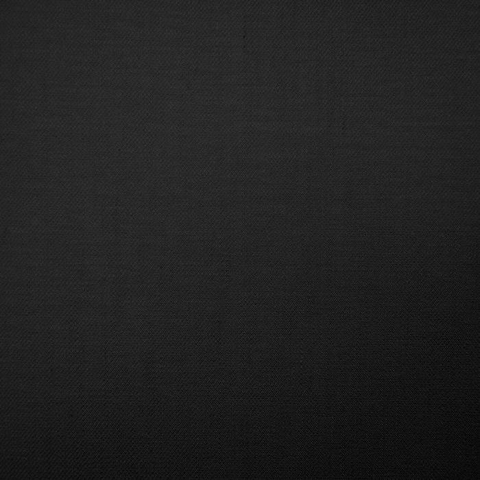 Pamuk, keper, elastin, 18131-9, crna