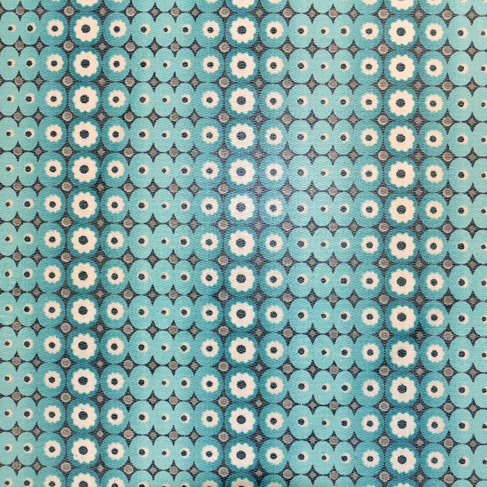 Mreža elastična, pike, 18151-1, zelena