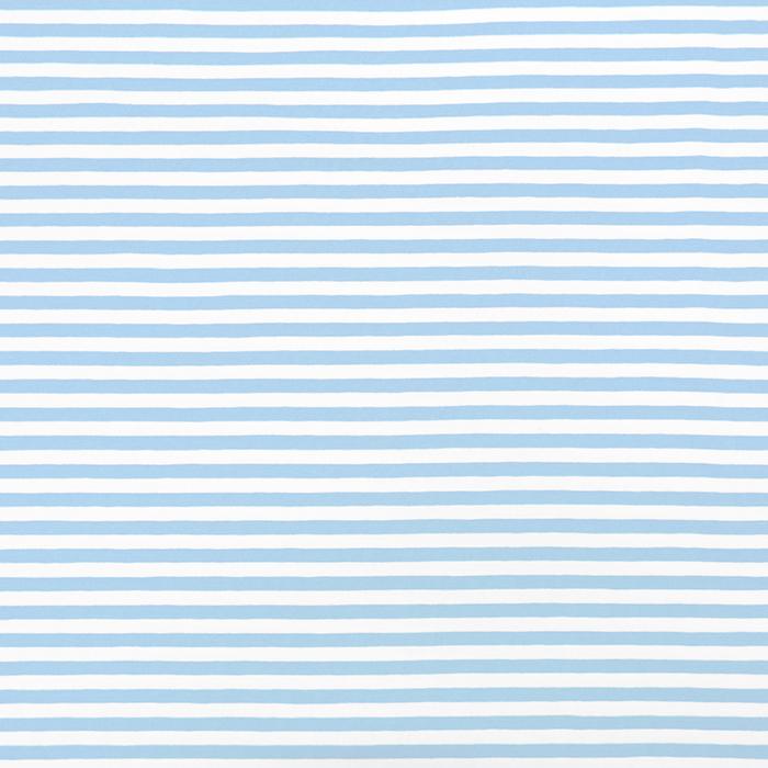 Jersey, bombaž, črte, 17622-002, modra