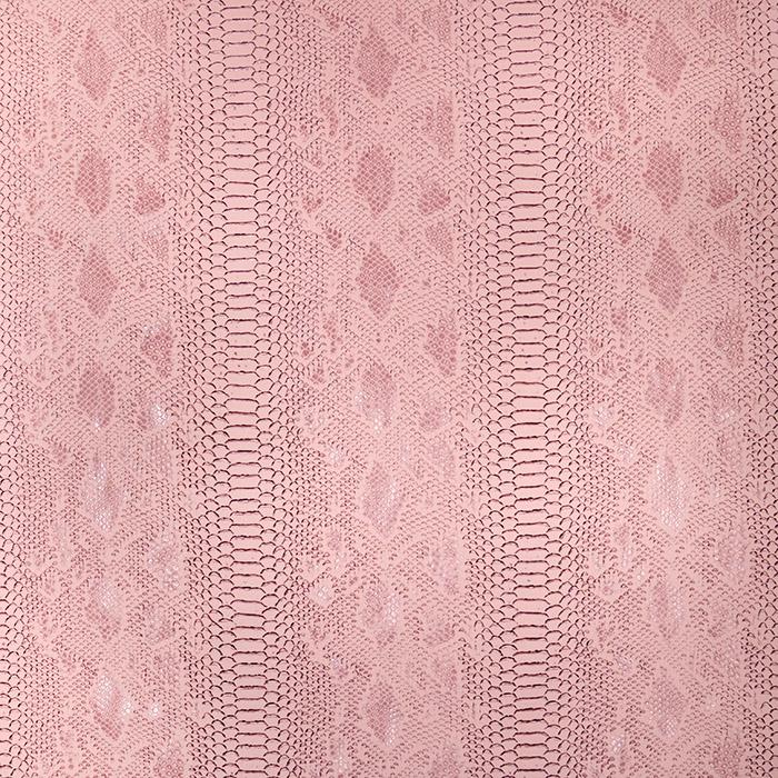 Umjetna koža, zmija, 17700-205, ružičasta