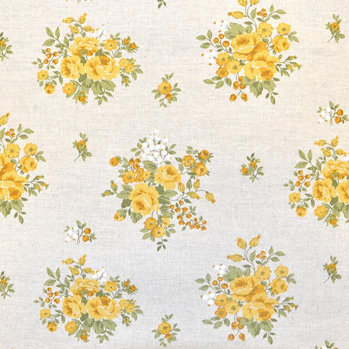 Deko, tisk, cvetlični, 18275-6151