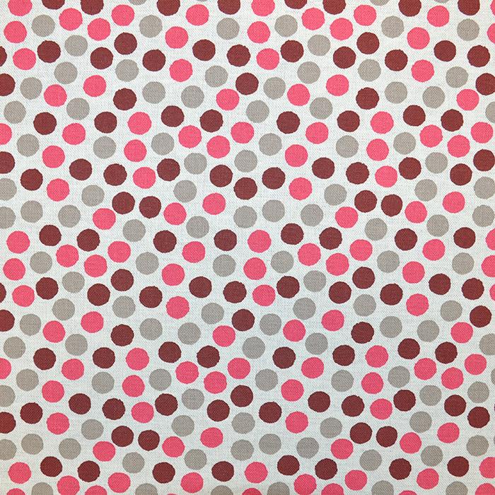 Deko, tisk, pike, 18275-6036, rdeča