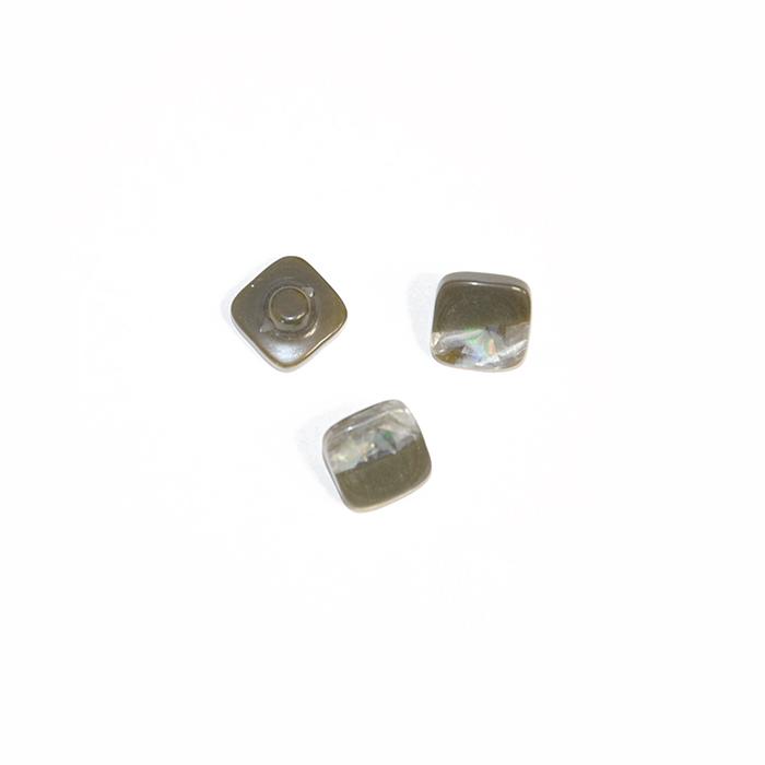 Gumb, modni 20, 18328-006, olivna