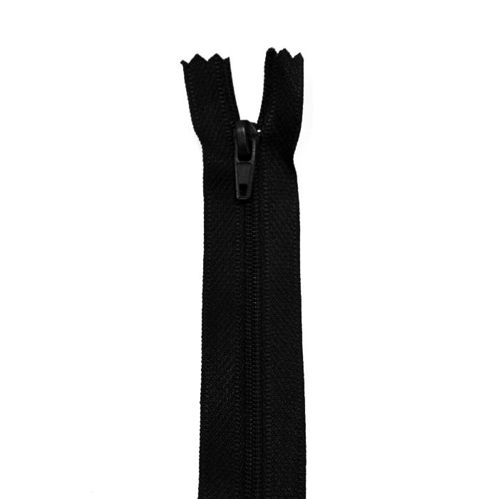 Zadrga, spiralna 40 cm, 04 mm, 18304-732, črna