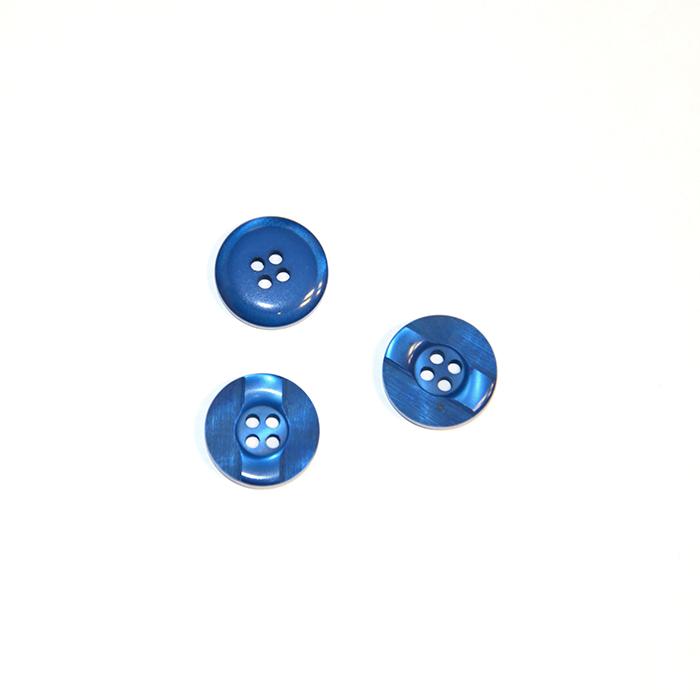 Gumb, kostimski 24, 18333-018, modra