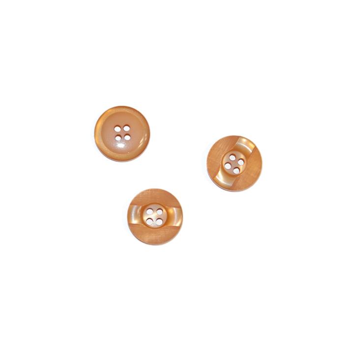 Gumb, kostimski 24, 18333-018, rjava