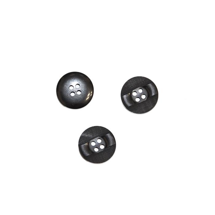 Gumb, kostimski 28, 18266-002, črna