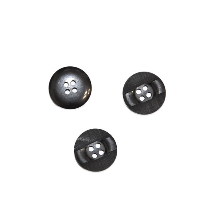 Gumb, kostimski 40, 18268-002, črna