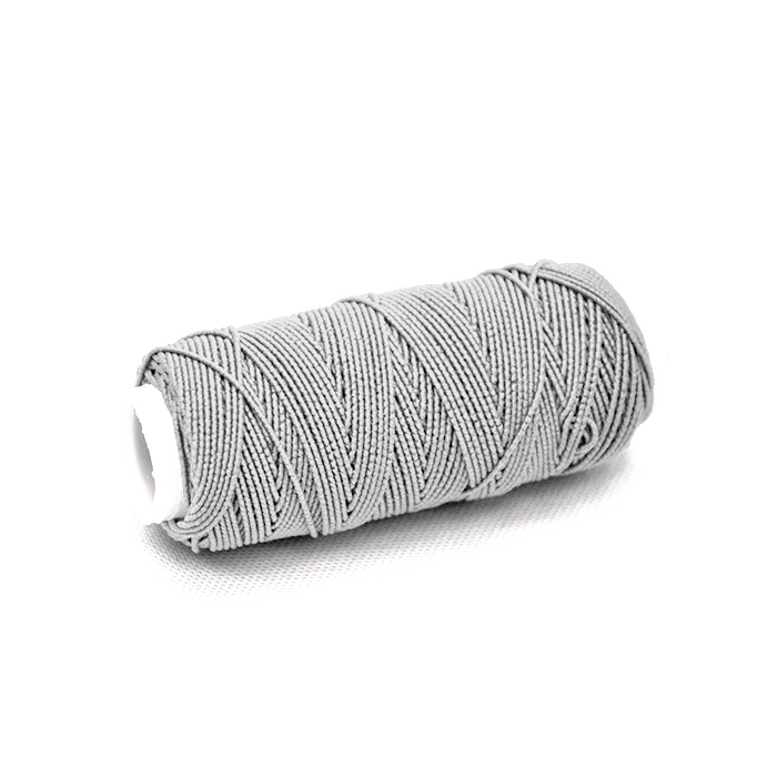 Sukanec, elastični, 18042-027, siva