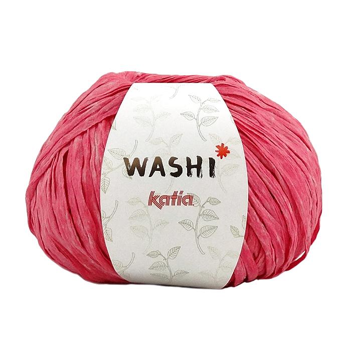 Garn, Washi, 18396-111, rosa