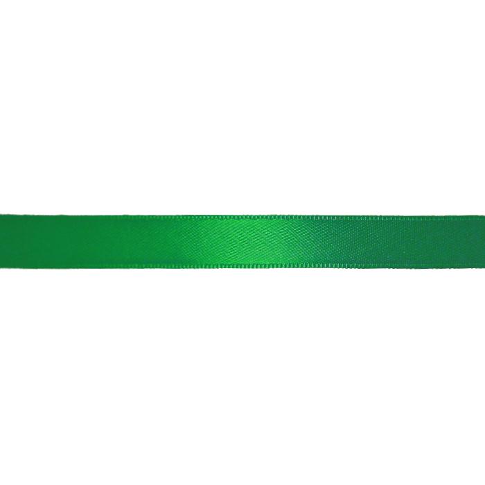Trak, saten, 10mm, 15458-1260, zelena