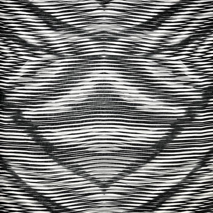 Wirkware, Polyester, abstrakt, 18445-22