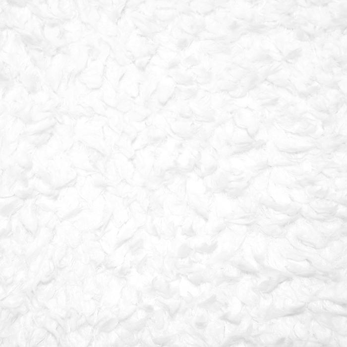 Krzno, umetno, dolgodlako, 18481-2, bela