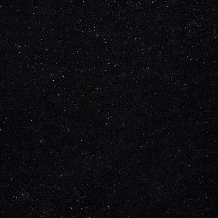 Krzno, umetno, kratkodlako, 18482-1, črna