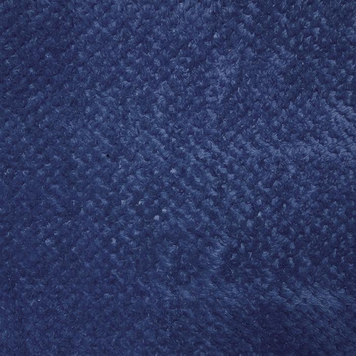 Velur coral, obojestranski, 18484-2, temno modra