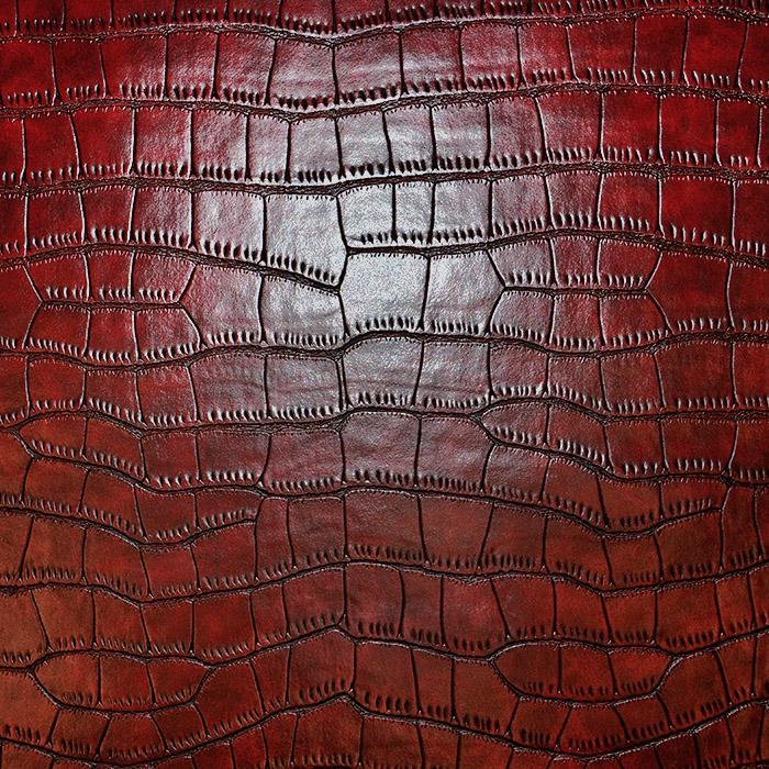 Umjetna koža, Gavial, 18507, crvena