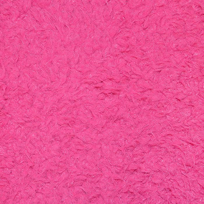 Kunstpelz, langhaar, 18607-5018, rosa