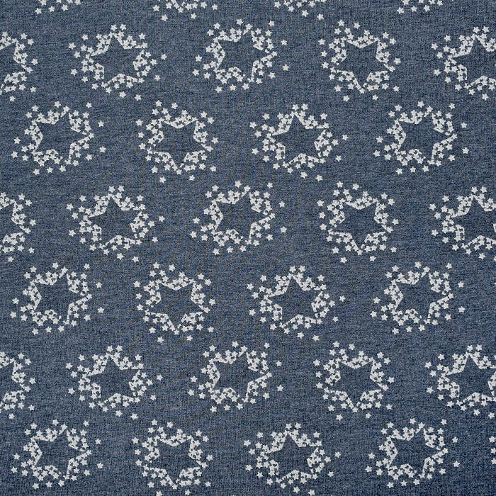 Prevešanka, zvezde, 18597-3003, modra