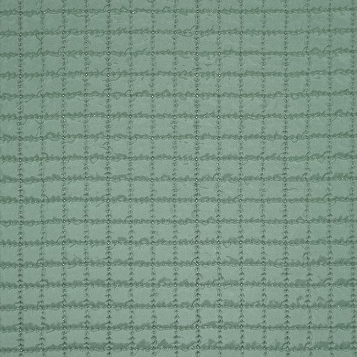 Prošiven materijal, kare, 18751-006, mint
