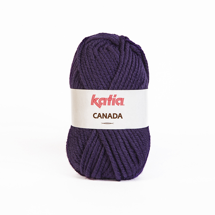 Garn, Canada, 15452-25, violett